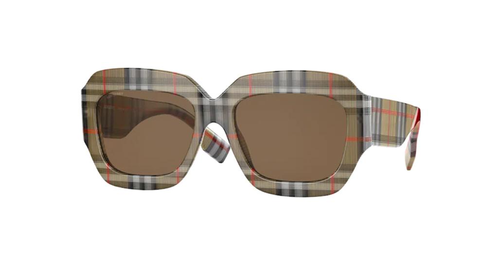 Burberry 4334 393273 54-18 Sunglasses