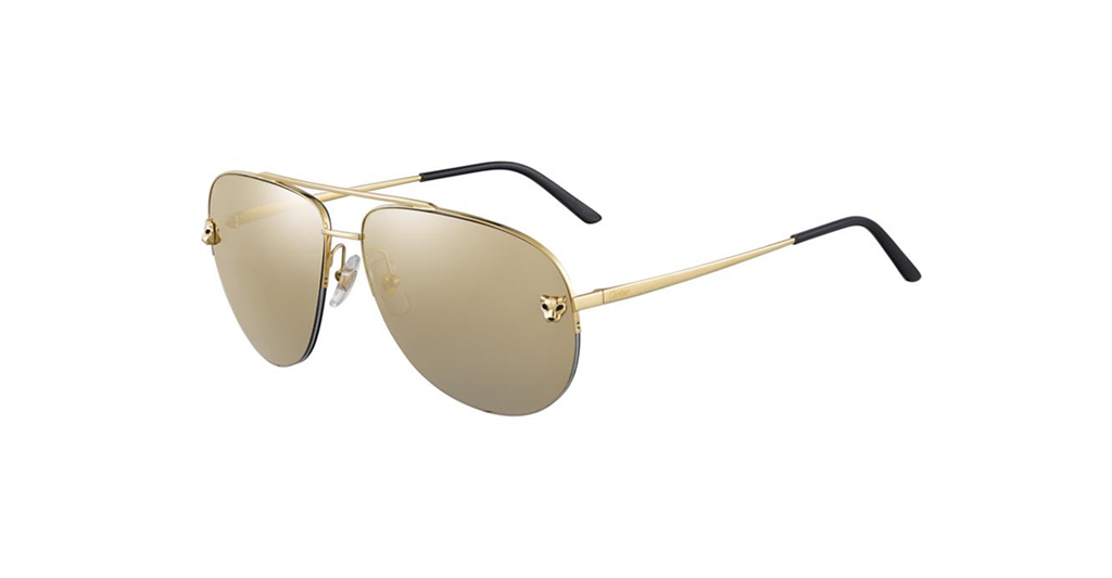 Cartier Ct0065s 002 Unisex Güneş Gözlüğü