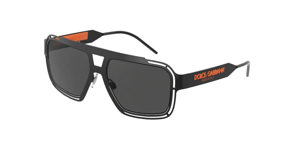 Dolce Gabbana 2270 110687 57-17 Sunglasses