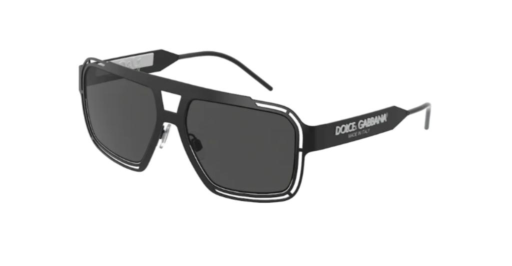 Dolce Gabbana 2270 327687 57-17 Sunglasses