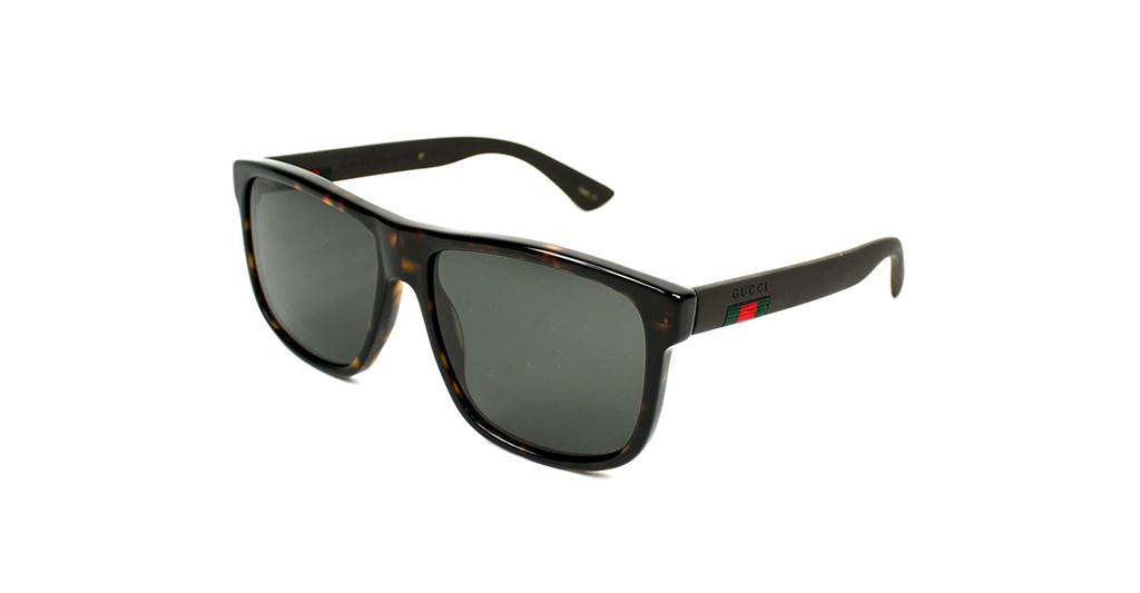 Gucci 0010/s 003 Erkek Güneş Gözlüğü