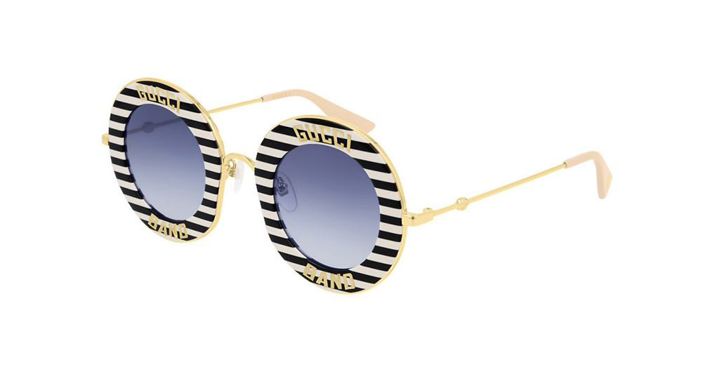Gucci 0113s 008 44-30 Kadın Güneş Gözlüğü