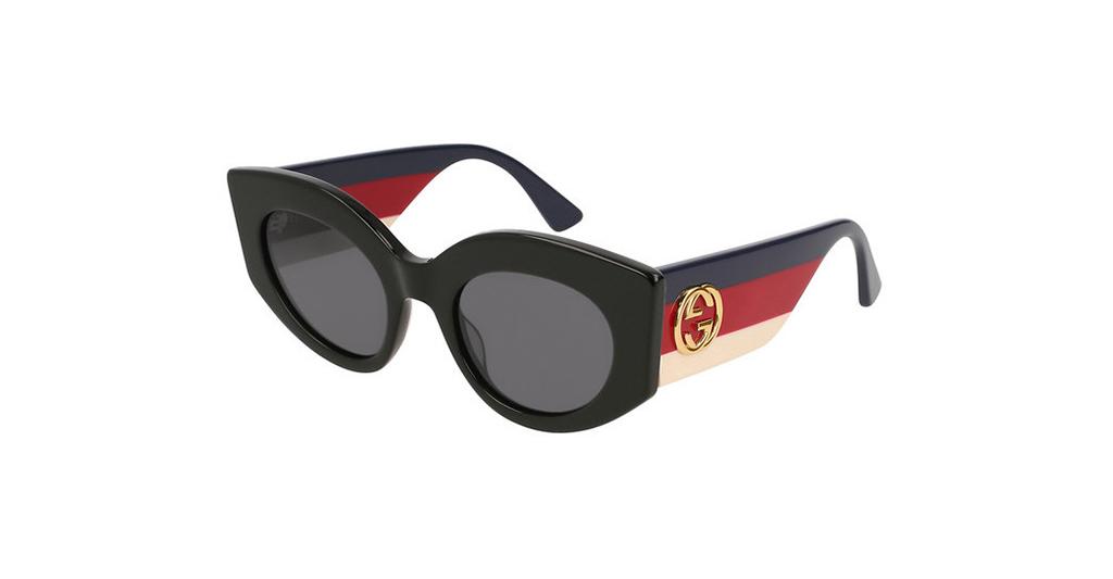 Gucci 0275/s 001 50-22 Kadın Güneş Gözlüğü