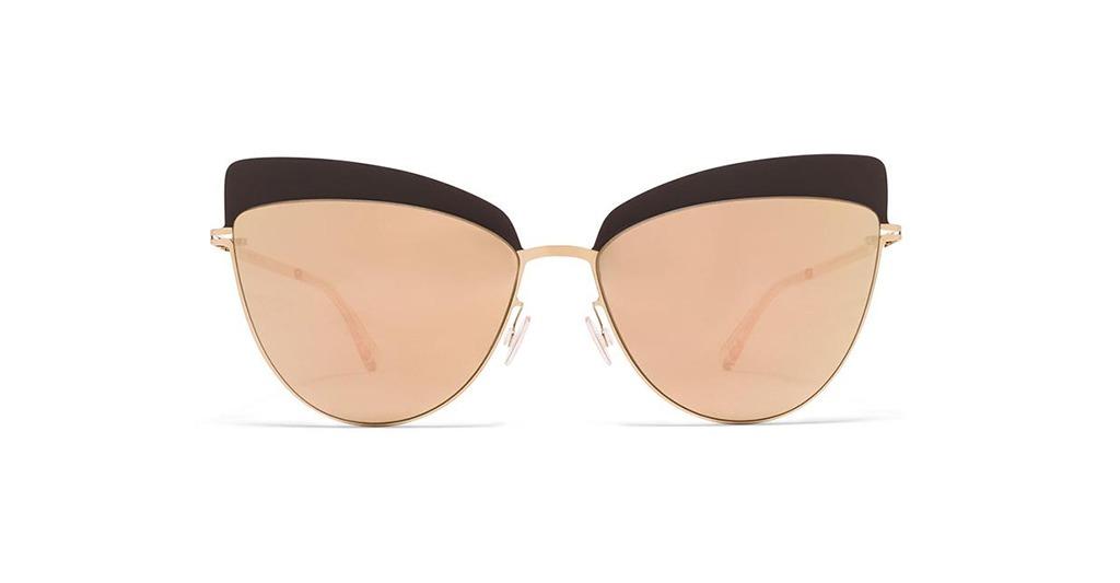 Mykıta Svea 285 Gold/Black 58-15 Kadın Güneş Gözlüğü