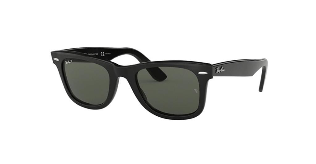 Ray Ban 2140 901/58 50-22 Polarized Unisex Sunglasses