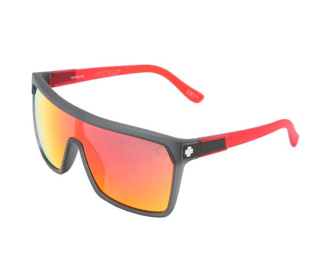 SPY FLYNN GREY-RED Unisex Güneş Gözlüğü