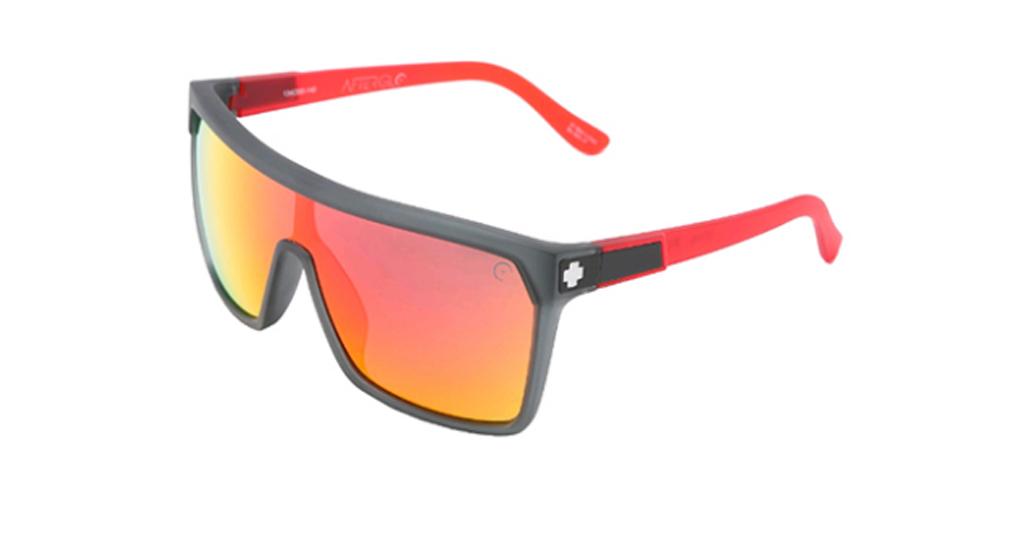 Spy Flynn Grey Red Unisex Güneş Gözlüğü