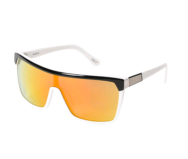 SPY FLYNN RED WHITE-BLACK  Unisex Güneş Gözlüğü