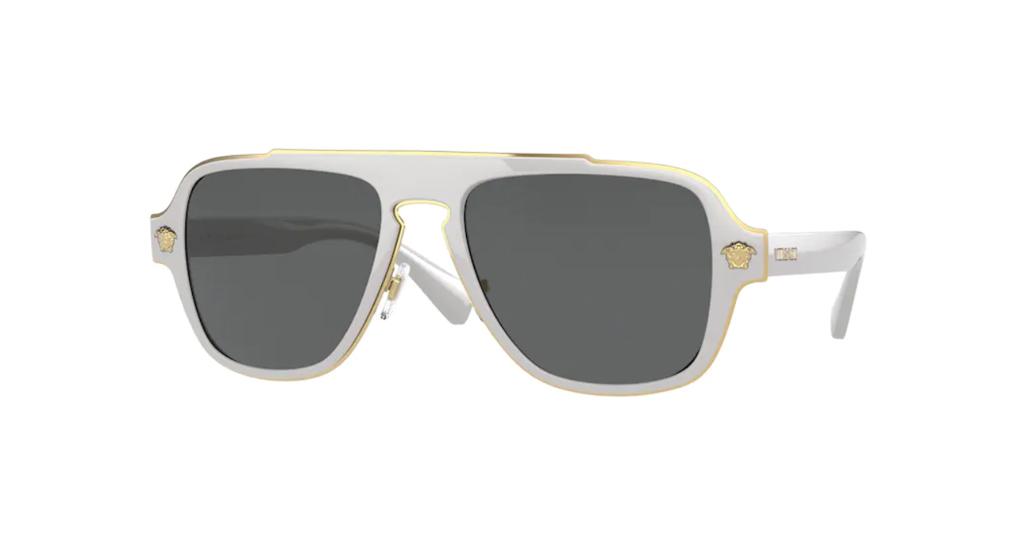 Versace 2199 100287 56-18 Sunglasses