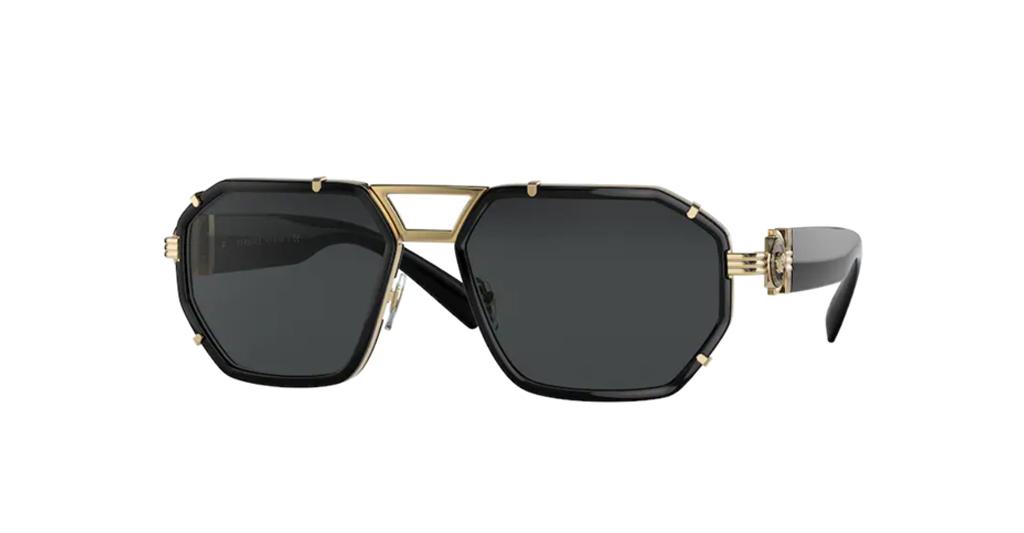 Versace 2228 100287 59-18 Güneş Gözlüğü