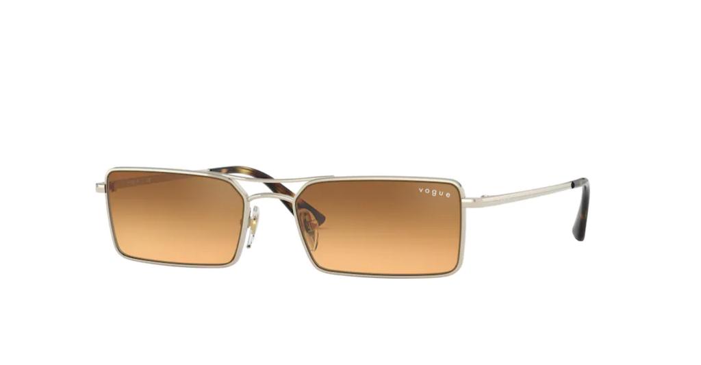 Vogue 4106-sm 8487h 55-17 Sunglasses