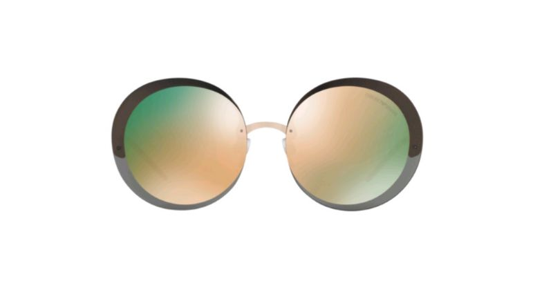 Emporio Armani 2044 3167/4z 61-16 Güneş Gözlüğü