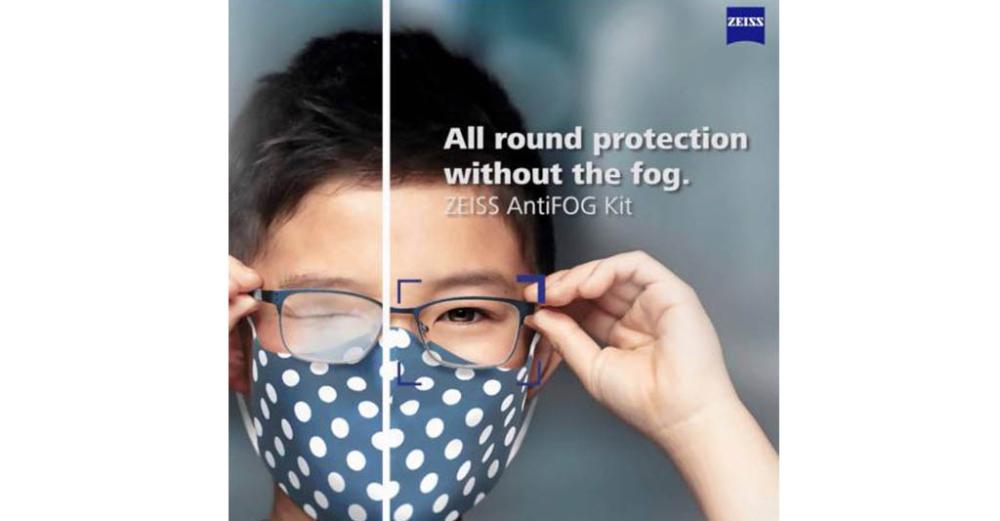 Zeiss Anti Fog Sprey Seti